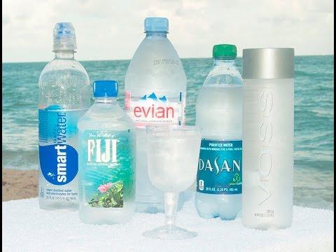 Fiji Water Vs. Voss Water