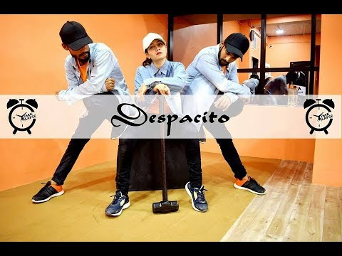 Luis Fonsi - Despacito ft. Justin Bieber & Daddy Yankee | Dance Choreogaphy | Timelapse