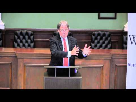 """David Howman, """"Current Challenges and Issues for Anti-Doping"""""""