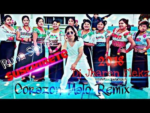 RUNASTYLE CORAZON MALO REMIX 2018 DJ JHAREN FLEKZ