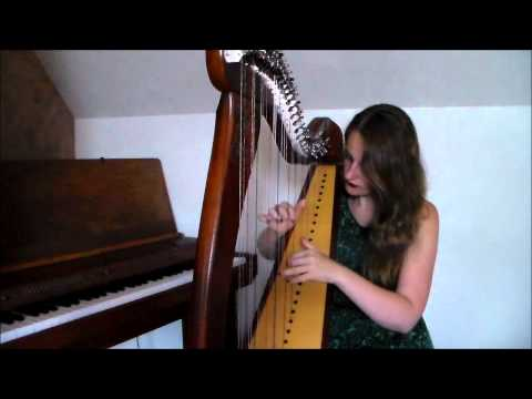 Sam Smith - Stay With Me (Harp Cover)