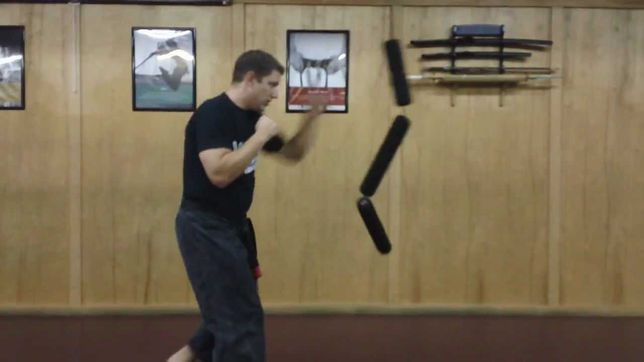 How To Use Coordination Punching Bag Martial Arts Basic