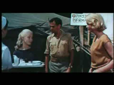 Exodus - Trailer (1960)