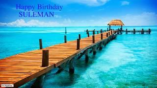 Suleman   Nature & Naturaleza - Happy Birthday