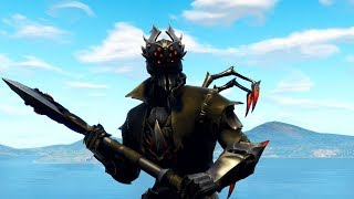 *NEW* Epic Spider Knight Skin Gameplay - Fortnite Battle Royale