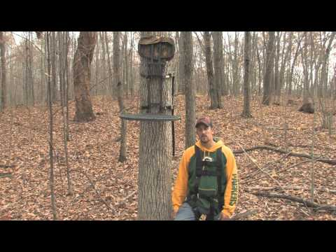 Tree Stand Safety: Badger State Adventures