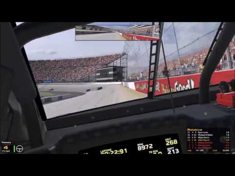 iRacing Nascar Series Open AAA 400 @ Dover 6-2-2017