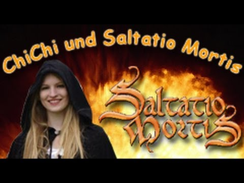 Saltatio Mortis - ChiChi wills wissen - MMORPG Radio On Tour
