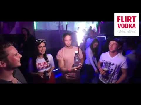 FLIRT vodka party Karlovy Vary - Brooklyn