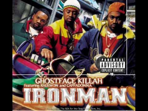 Ghostface Killah  Iron Maiden
