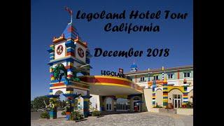 Legoland Hotel Tour California - December 2018