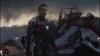 Avengers Endgame Leaked Theater Print 2019