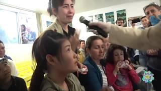 7) Chữa Bé Gái thật xinh câm điếc :Thầy Võ Hoàng Yên tại Montreal , Canada 2017-05-29