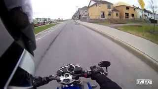 Triumph Street Triple 675 - Thoughts during First Ride.