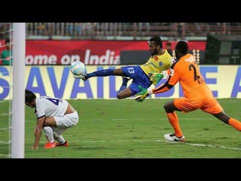 Vineeth's brace scripts Kerala Blaster's stunning comeback win vs Chennai