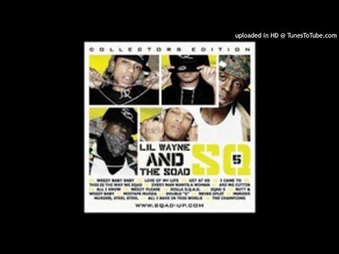 Lil Wayne - Murder Murder, Steel Steel Ft. Gudda Gudda {SQ5 Mixtape}