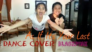 As If It's Your Last Cover || Grandis & Civi