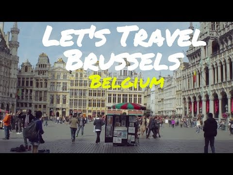 Let's travel: Brussels (Belgium)