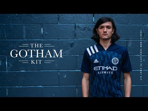 The Gotham Kit   2020-21 NYCFC AWAY KIT REVEAL