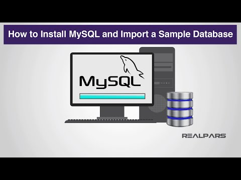 How To Install MySQL And Import A Sample Database (Part 1)