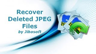 how to recover deleted jpeg files