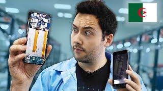 Comment faire un Smartphone ?
