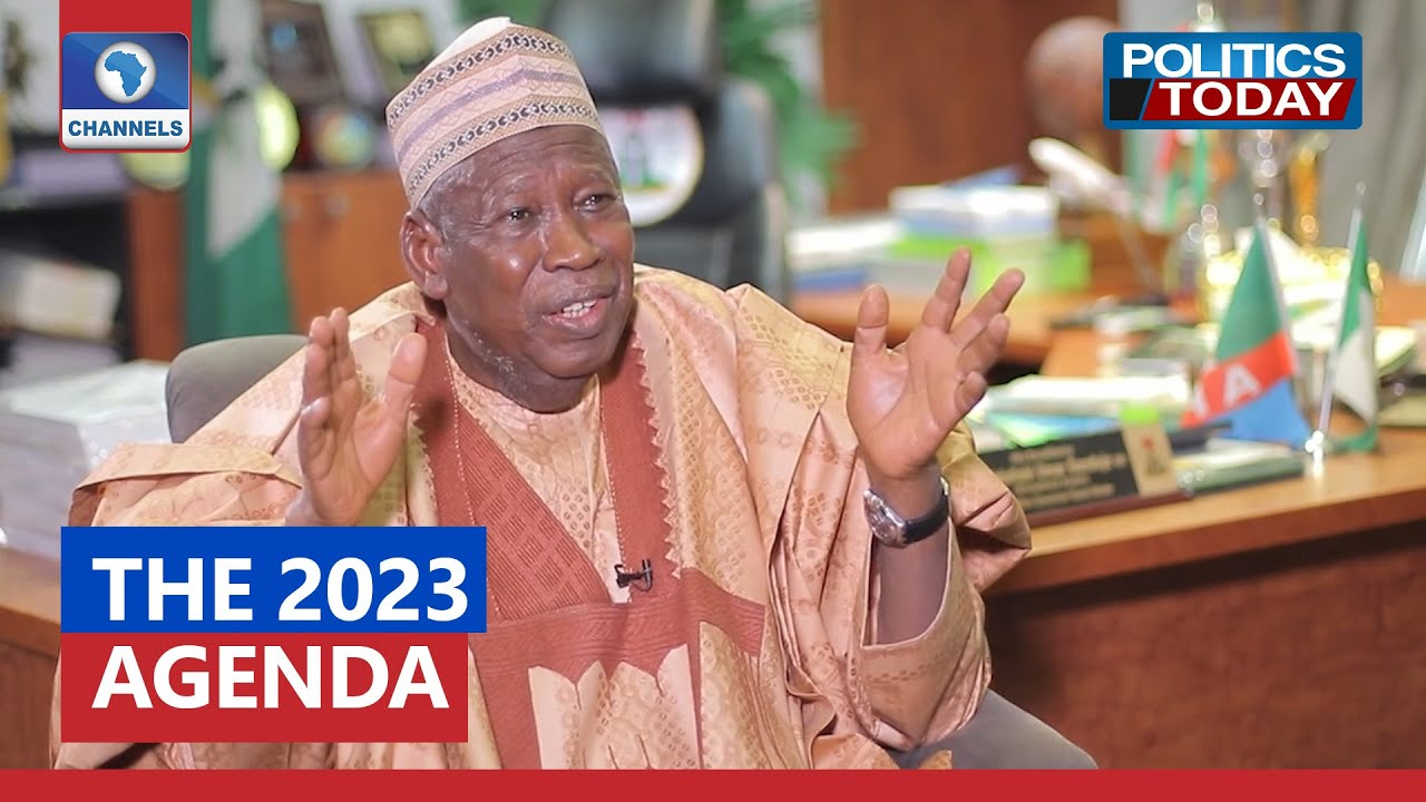Download 2023 Elections: Presidency Should Be Zoned To Southern Nigeria, Says Ganduje