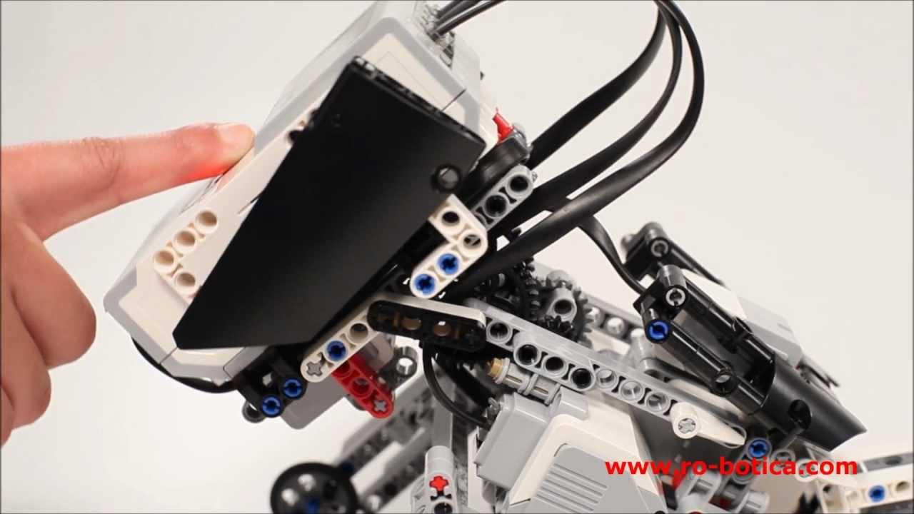 Robot perro LEGO ® MINDSTORMS ® Education EV3 en RO-BOTICA