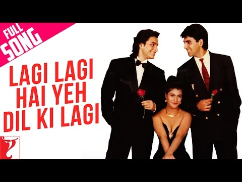 Lagi Lagi Hai Yeh Dil Ki Lagi - Full Song | Yeh Dillagi | Saif Ali Khan | Kajol | Akshay Kumar
