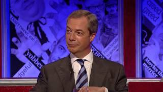 bbc s have i got news for you ukip s nigel farage gets burned on his eu expenses claims