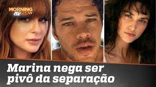 Marina Ruy Barbosa nega ser pivô de separação entre Loreto e Débora Nascimento