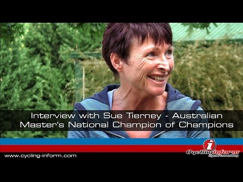 Interview with Sue Tierney – Australian Master's National Champion of Champions