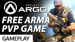 Free Tactical Shooter Project Argo   Gameplay