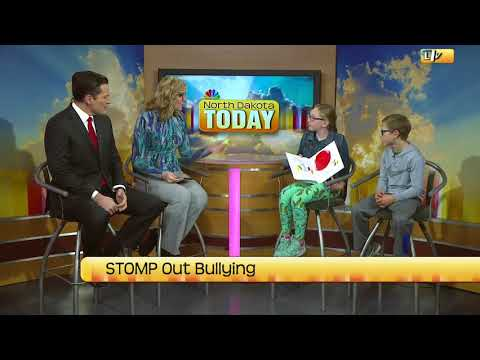 North Dakota Today STOMP Out Bullying Part Two