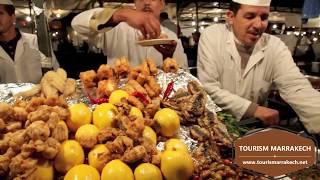 Tourism Marrakech, Street Food Morocco