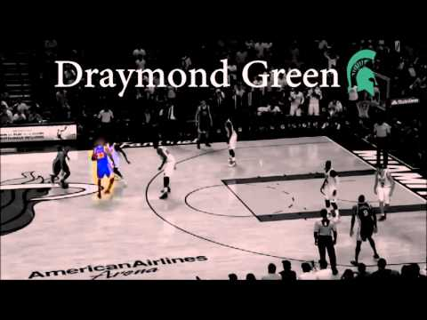 NFL Draft Prospect: Draymond Green Sets Illegal Screen Like An Offensive Lineman