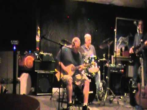 Veteran's Guitar at the Elk Grove Sports Bar & Grill