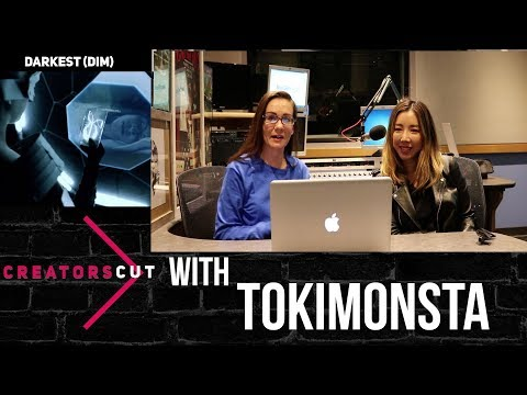 TOKiMONSTA on making first music video, stunt doubles & more in 'Darkest' | #CreatorsCut