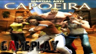 Martial Arts: Capoeira Gameplay (PC/HD)