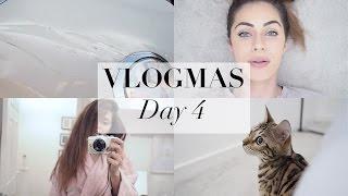 vlogmas day 4   someone smashed into my car heading to yoga   lydia elise millen
