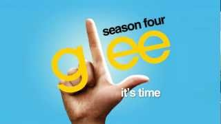 Watch Glee Cast Its Time video