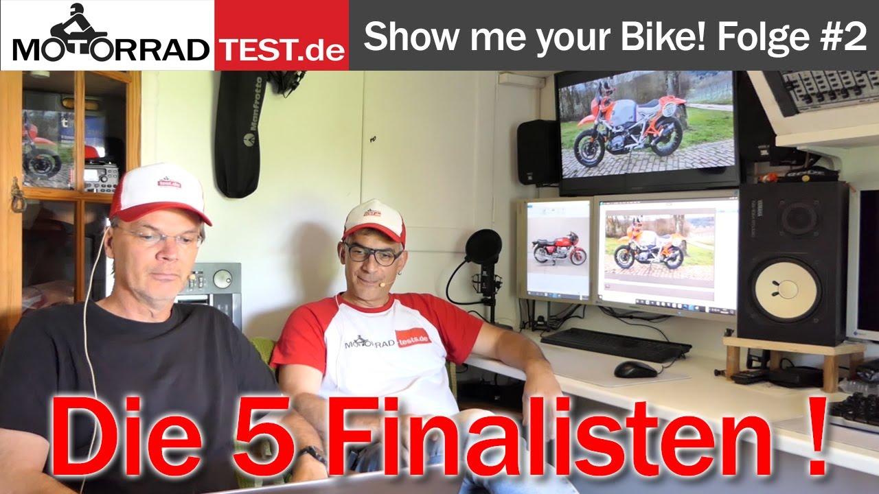 Show me your Bike!   Folge #2 - die Finalisten