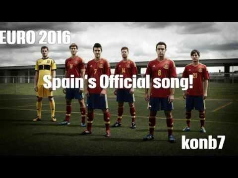 EURO 2016|THEME SONG| SPAIN