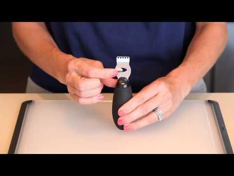 OXO® Zester/Channel Knife
