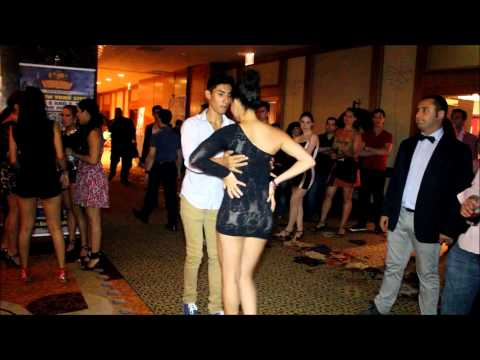 Hannah Marie & Jorge Velasco - New York Int'l Salsa Congress