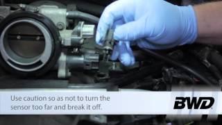 Dodge Durango Intake Air Temperature Sensor Replacement