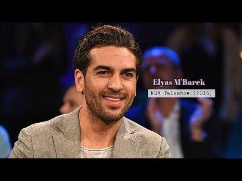 Elyas M'Barek in der NDR Talk 2015!
