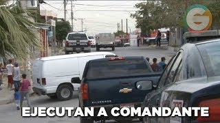 Matan a Comandante de la Policía Estatal en Ciudad Juárez #Chihuahua