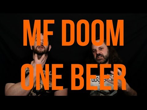 MF Doom - One Beer (Metalheads React To Hip Hop)