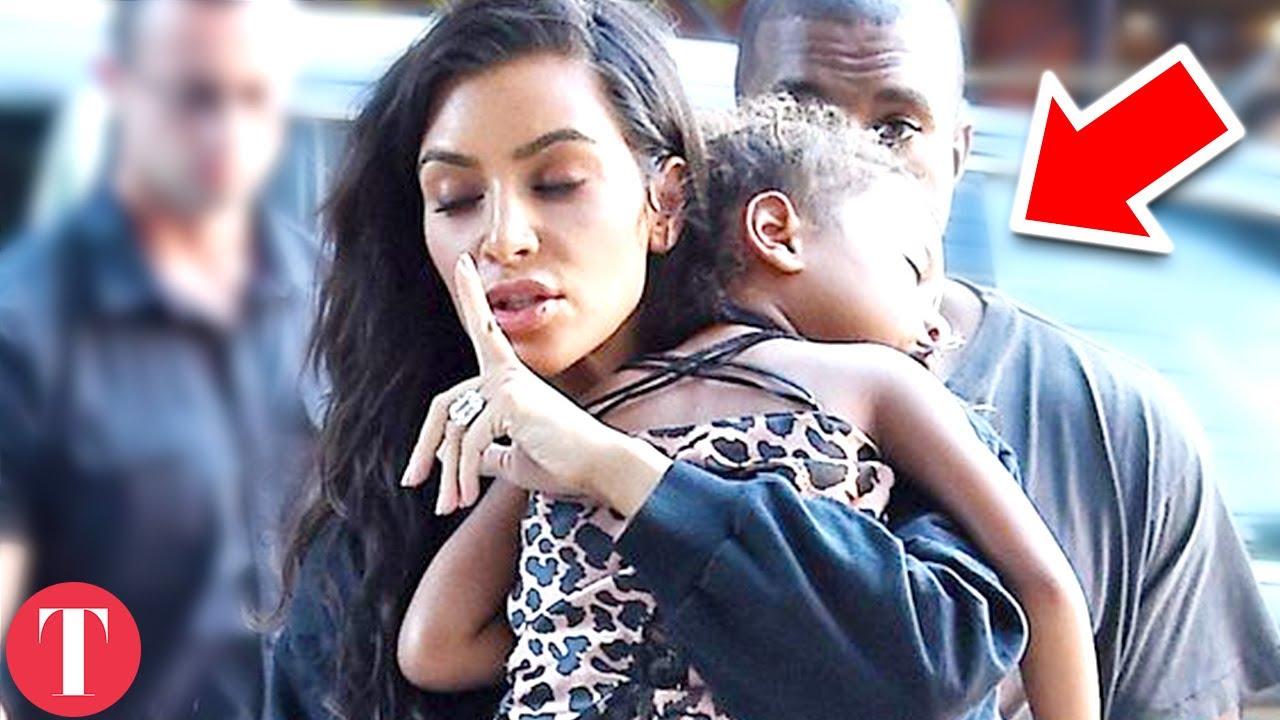 10 Strict Rules Kim Kardashian Makes Kanye West Follow